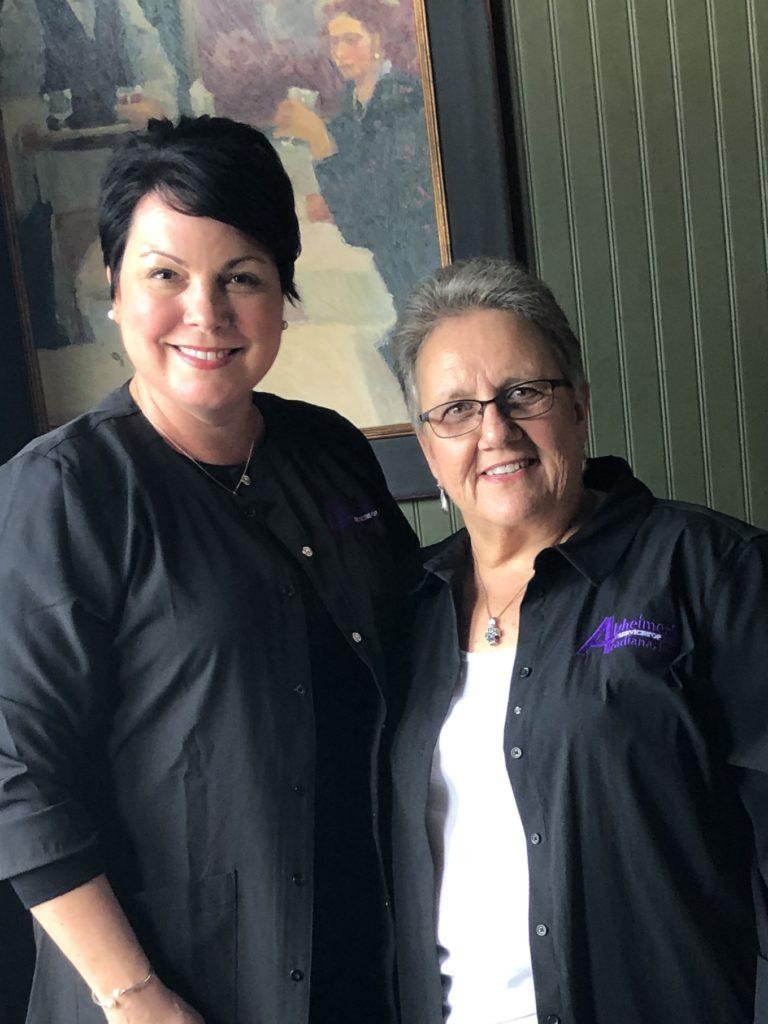 Organization Founders: Tasha Dugas and Debra Savoie